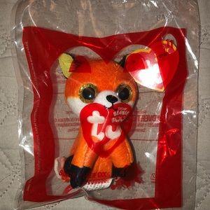 McDonalds teenie beanie boos fox